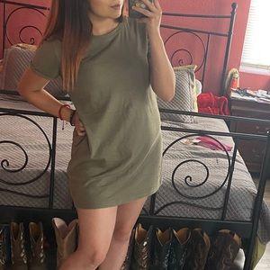 Tshirt dress !